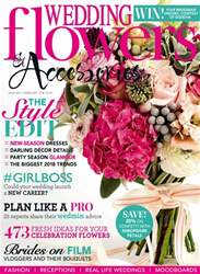 Wedding Flowers Magazine issue Jan/Feb18