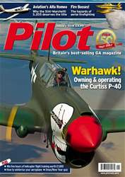 Pilot issue Jan-18
