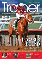 North American Trainer Magazine - horse racing issue November 17 - January 18 (winter) - Issue 46