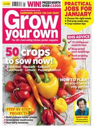 Grow Your Own issue Jan-18