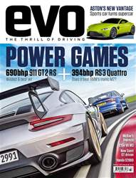 Evo issue February 2018