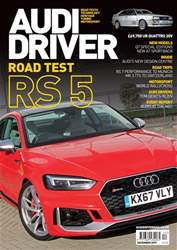 Audi Driver issue December 2017