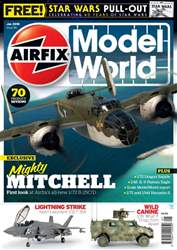 Airfix Model World issue  January 2018