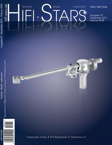 HiFi Stars Magazin issue HiFi-Stars 37