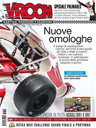 Vroom Italia issue n. 340 Dicembre 2017
