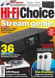 Hi-Fi Choice issue January 2018