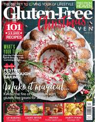 Free-From Heaven issue Gluten-Free Heaven  Xmas