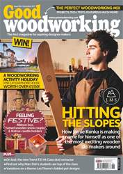 Good Woodworking issue December 2017