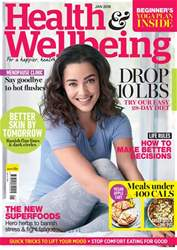 Health & Wellbeing issue Jan-18
