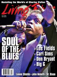 Living Blues issue LB#252