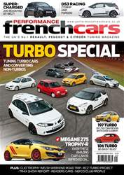 Performance French Cars issue Jan / Feb 18