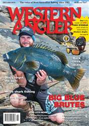 Western Angler issue Western Angler