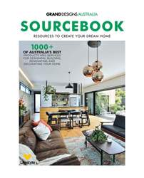 Grand Designs Australia issue Sourcebook 2017