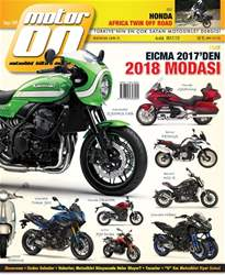 Motoron Aralık 2017 issue Motoron Aralık 2017