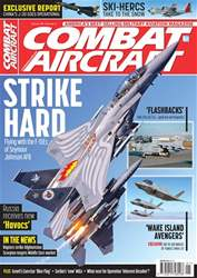 Combat Aircraft issue  January 2018