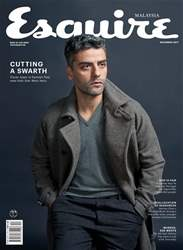 Esquire Malaysia issue Dec 2017