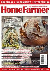 Home Farmer Magazine issue January 2018