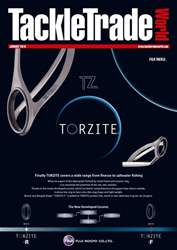 Tackle Trade World Magazine Cover
