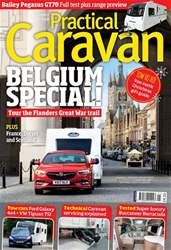 Practical Caravan issue January 2018