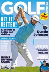 Golf Monthly issue January 2018