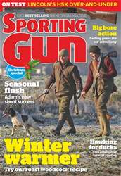 Sporting Gun issue January 2018