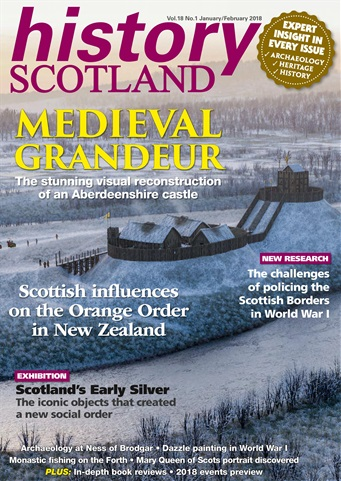 History Scotland issue Jan - Feb 2018