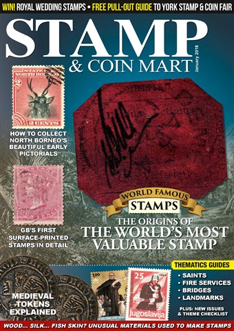 Stamp & Coin Mart issue January 2018