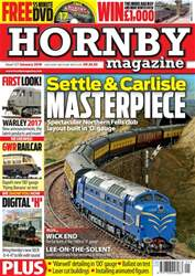 Hornby Magazine issue  January 2018