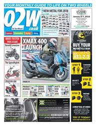 O2W - January 2018 issue O2W - January 2018