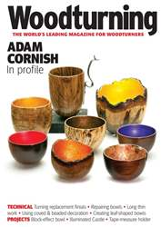 Woodturning issue Winter 2017