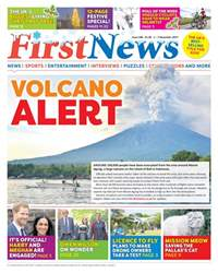 First News Issue 598 issue First News Issue 598