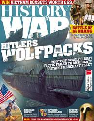 History of War issue Issue 49