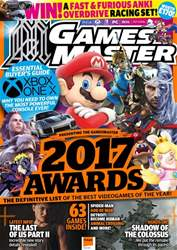 GamesMaster issue Xmas 2017
