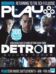 Play issue Issue 288
