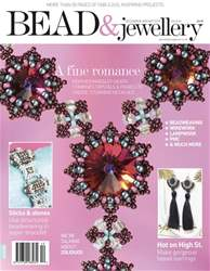 Bead Magazine issue Dec 2017/Jan 2018
