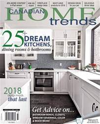 Canadian Home Trends issue Fall 2017