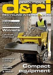 Demolition & Recycling International issue Demolition & Recycling International