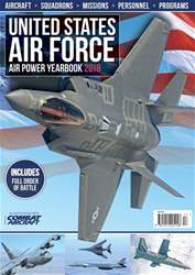 USAF Yearbook 2018 issue USAF Yearbook 2018