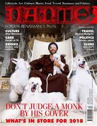 DANTE Dec-Jan 2018 issue DANTE Dec-Jan 2018