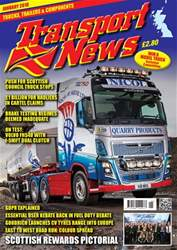 Transport News issue January 2018