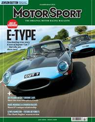 Motor Sport Magazine issue January 2018
