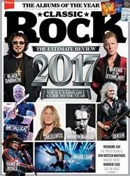 Classic Rock Magazine Cover