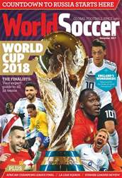 World Soccer issue December 2017