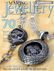 Making Jewellery issue January 2018