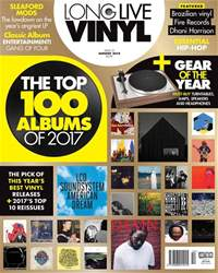 Long Live Vinyl issue January 2018