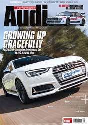Performance Audi Magazine issue 035