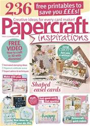 Papercraft Inspirations issue January 2018