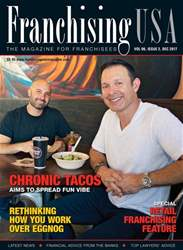 Franchising USA issue December 2017