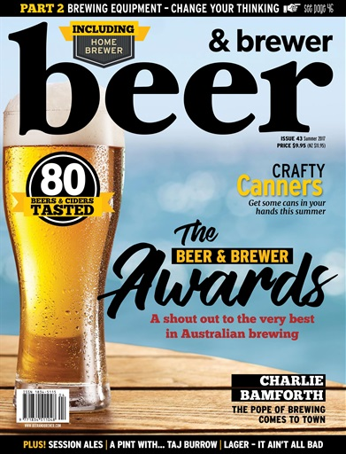 Beer and Brewer Preview