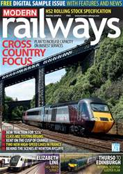 Modern Railways FREE digital sample 2017-18 issue Modern Railways FREE digital sample 2017-18
